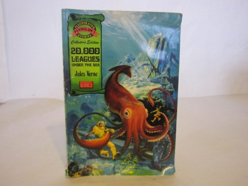 20,000 Leagues Under the Sea (Pendulum's Illustrated Stories): Verne, Jules