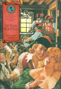 9780872320086: The Three Musketeers (Hooked on Phonics Classic Achievement Series)