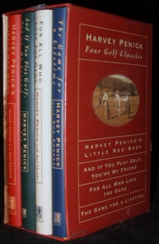 9780872360013: Harvey Penick Box Set Four Golf Classics