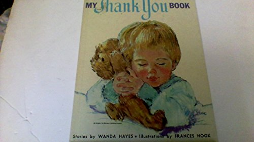 My Thank You Book [R3048] (0872392414) by Wanda Hayes