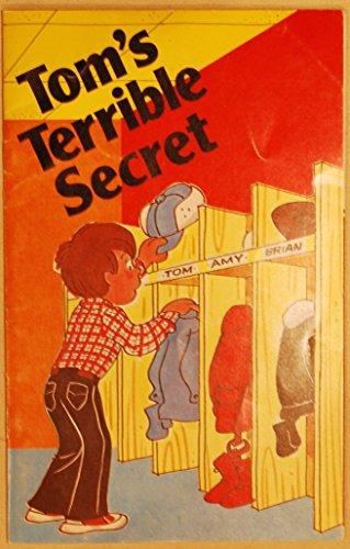 Tom's terrible secret (9780872394766) by Colina, Tessa