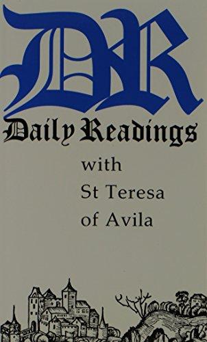 9780872431461: Daily Readings With St. Teresa of Avila