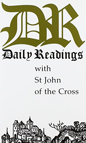 9780872431485: Daily Readings With St. John of the Cross