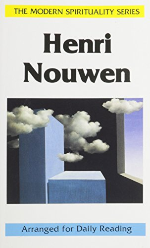 9780872431690: Henri Nouwen (The Modern Spirituality Series)