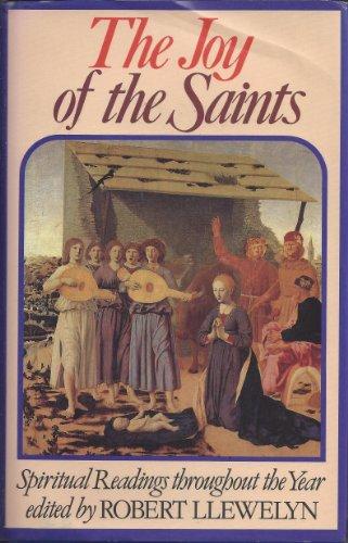 9780872431720: Joy of the Saints: Spiritual Readings Throughout the Year