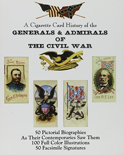 A Cigarette Card History of the Generals: W. Duke Sons