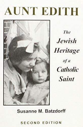 9780872432642: Aunt Edith: The Jewish Heritage of a Catholic Saint