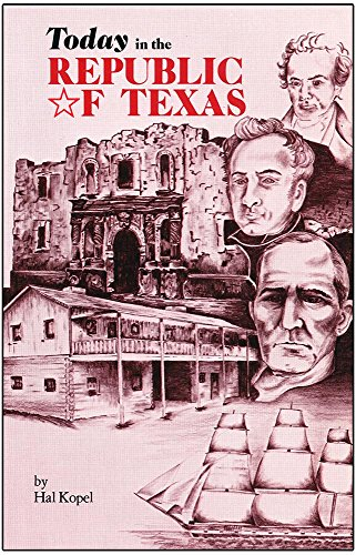 Today in the Republic of Texas: Kopel, Hal