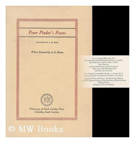 Peter Pindar's Poems: Peter Pindar (John