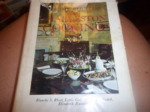 9780872493469: Two Hundred Years of Charleston Cooking