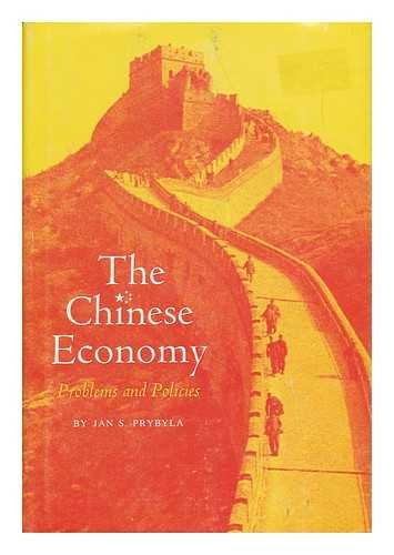 9780872493643: The Chinese economy: Problems and policies