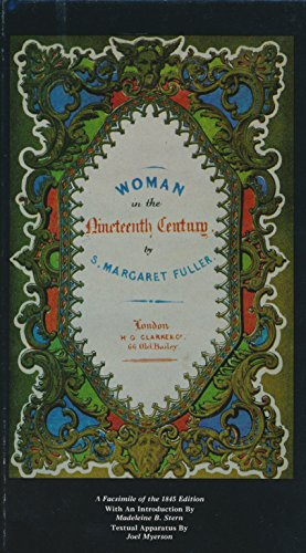 9780872493865: WOMAN IN THE NINETEENTH CENTURY