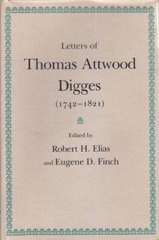 9780872494121: The Letters of Thomas Attwood Digges