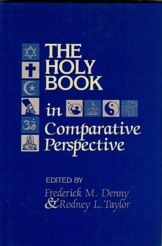 9780872494534: Holy Book in Comparative Perspective (Studies in Comparative Religion)