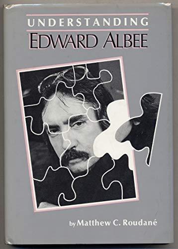 9780872495029: Understanding Edward Albee (Understanding contemporary American literature)