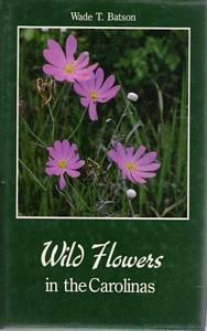 9780872495043: Wildflowers in the Carolinas