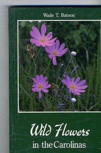9780872495050: Wildflowers in the Carolinas