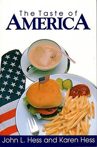 9780872496415: The Taste of America