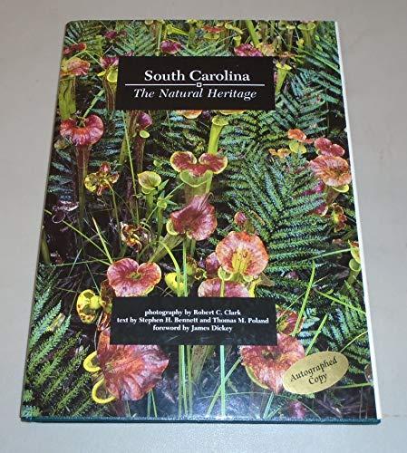9780872496651: South Carolina: The Natural Heritage