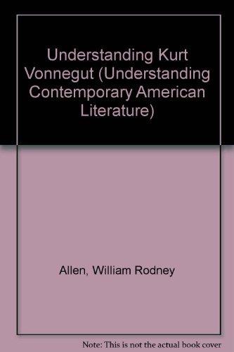 9780872497221: Understanding Kurt Vonnegut (Understanding Contemporary American Literature)