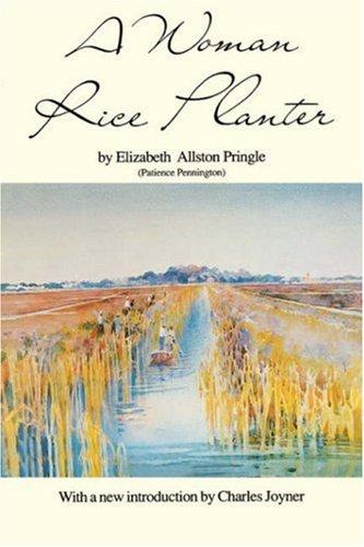 9780872498266: A Woman Rice Planter (Southern Classics)