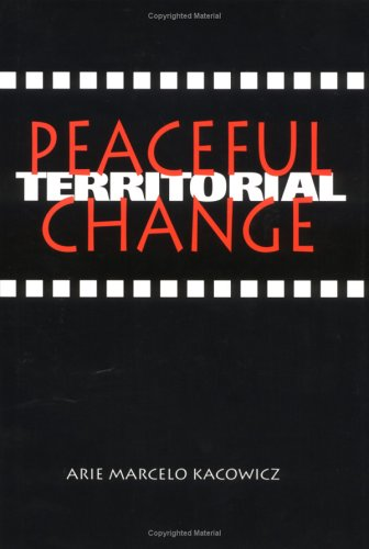 9780872499898: Peaceful Territorial Change (Studies in International Relations)