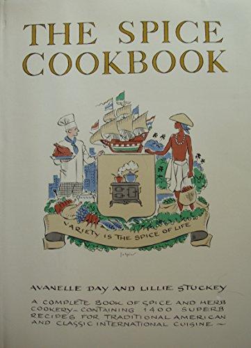 9780872500228: The Spice Cookbook