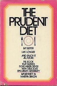 The prudent diet,: Bennett, Iva