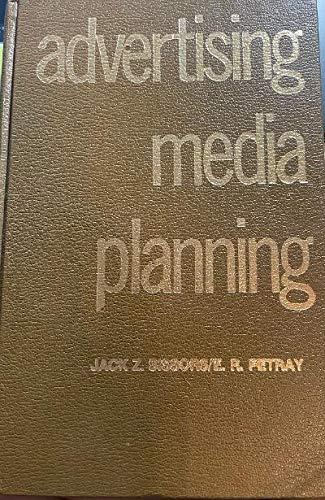 9780872510173: Advertising media planning