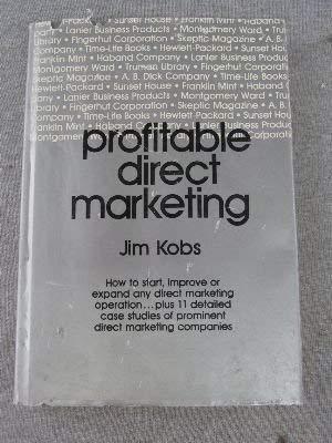 9780872510371: Profitable Direct Marketing
