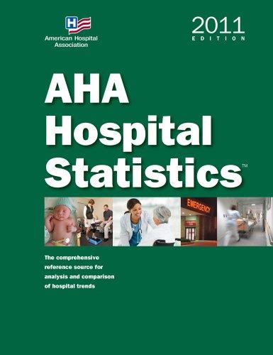 9780872588707: AHA Hospital Statistics, 2011 Edition