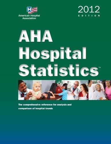 9780872588929: AHA Hospital Statistics, 2012 Edition