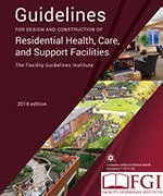 9780872589360: 2014 Guidelines for Design and Construction of Residential Health, Care, and Support Facilities