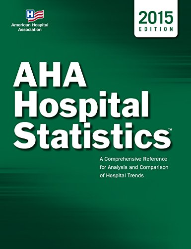 9780872589544: AHA Hospital Statistics™ 2015 edition