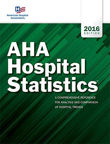 9780872589643: AHA Hospital Statistics™ 2016 edition