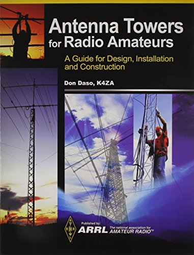 9780872590946: Antenna Towers for Radio Amateur