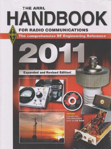 9780872590953: The ARRL Handbook for Radio Communications 2011