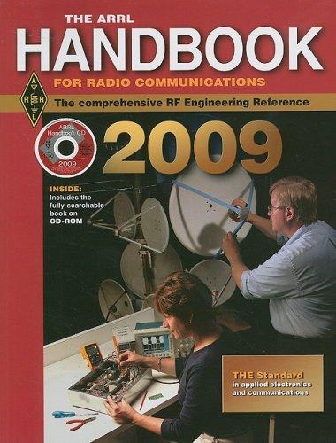9780872591394: The ARRL Handbook for Radio Communications 2009 (Arrl Handbook for Radio Communications)