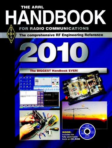 9780872591448: The ARRL Handbook for Radio Communications 2010