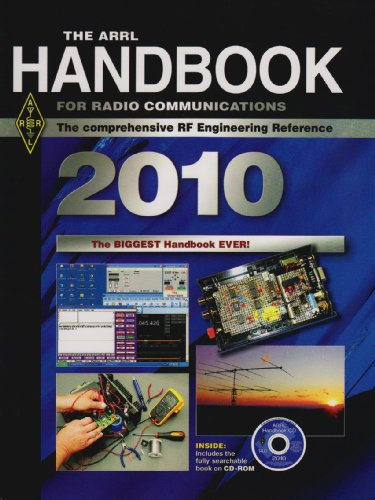 9780872591462: The ARRL Handbook for Radio Communications 2010