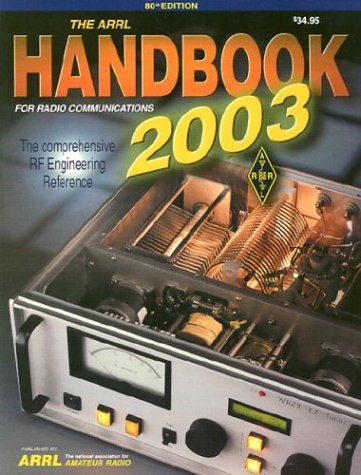 9780872591929: The Arrl Handbook for Radio Communications 2003