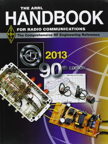 9780872594050: The ARRL Handbook for Radio Communications 2013