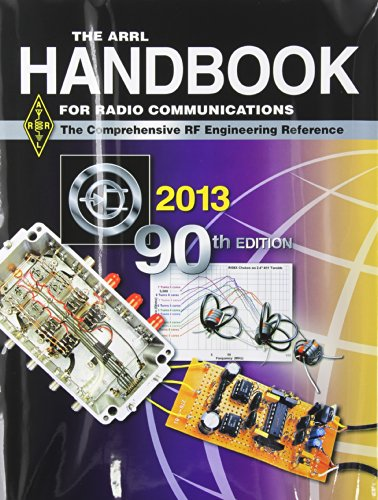 9780872594197: The ARRL Handbook for Radio Communications 2013 Hardcover