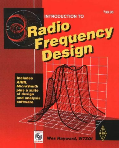 9780872594920: Introduction to Radio Frequency Design (Radio Amateur's Library, Publication No. 191.)