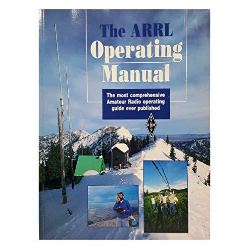 The ARRL Operating Manual, 5th Edition: American Radio Relay