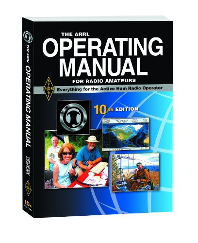 9780872595965: The ARRL Operating Manual For Radio Amateurs