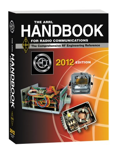 9780872596634: The ARRL Handbook for Radio Communications 2012