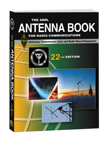 9780872596801: ARRL Antenna Book 22nd Ed Hardcover