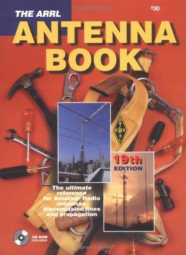 9780872598041: The Arrl Antenna Book (19th Ed./Bk&CD-ROM)