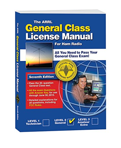 9780872598119: The ARRL General Class License Manual: For Ham Radio